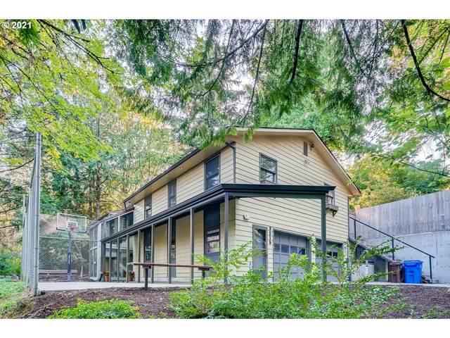 3215 SW Malcolm Ct, Portland, OR 97225 (MLS #21389298) :: Premiere Property Group LLC