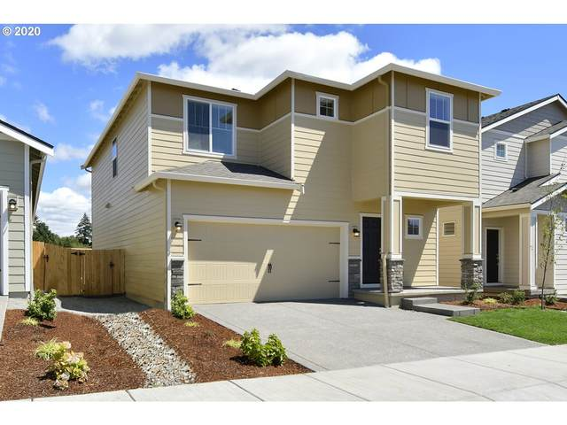 1301 W 16TH Ave, La Center, WA 98629 (MLS #21389555) :: TK Real Estate Group