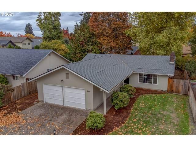 331 Lynnbrook Dr, Eugene, OR 97404 (MLS #21390152) :: Fox Real Estate Group