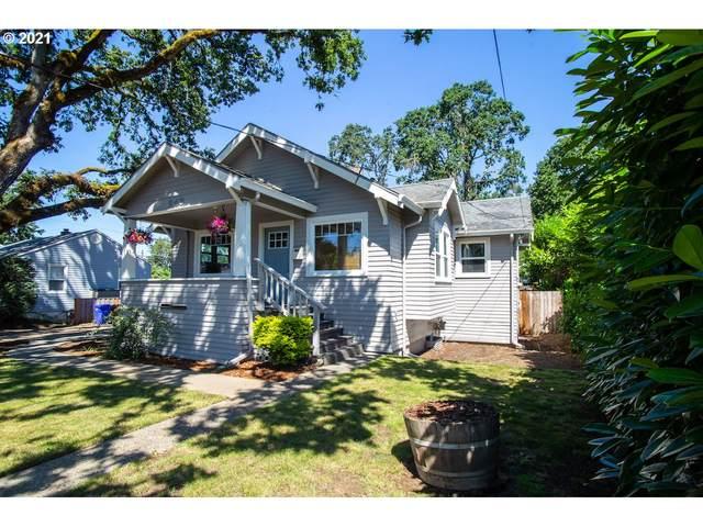 248 W Fairfield St, Gladstone, OR 97027 (MLS #21390968) :: Premiere Property Group LLC
