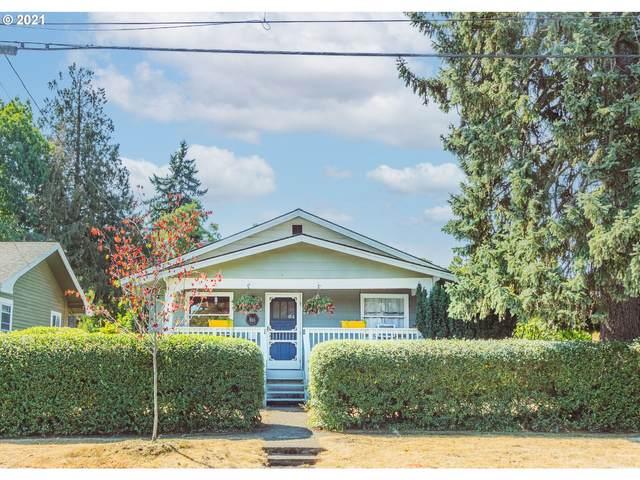 8908 NE Wygant St, Portland, OR 97220 (MLS #21391060) :: McKillion Real Estate Group