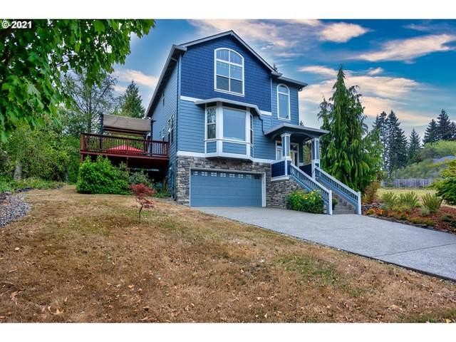 912 NE Sunset Ct, Clatskanie, OR 97016 (MLS #21391270) :: Townsend Jarvis Group Real Estate