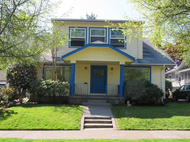 2015 NE 37th Ave, Portland, OR 97212 (MLS #21391281) :: RE/MAX Integrity
