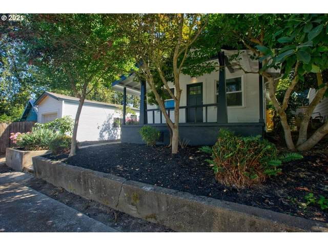 9326 N Trumbull Ave, Portland, OR 97203 (MLS #21391608) :: Next Home Realty Connection