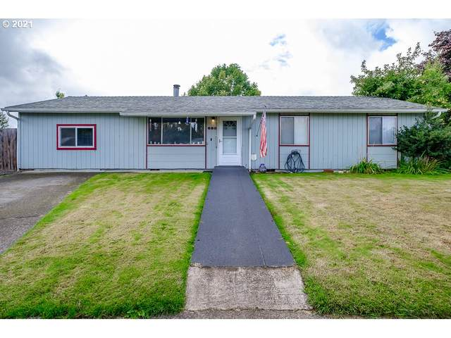 680 Locust St, Aumsville, OR 97325 (MLS #21391646) :: Next Home Realty Connection