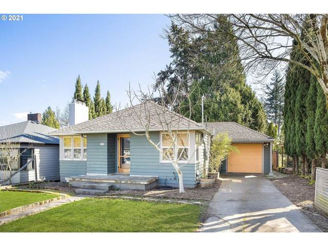 4130 NE 73RD Ave, Portland, OR 97218 (MLS #21392374) :: Brantley Christianson Real Estate