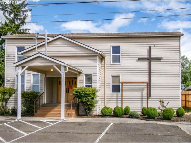 161 W Second Ave, Sutherlin, OR 97479 (MLS #21392408) :: McKillion Real Estate Group