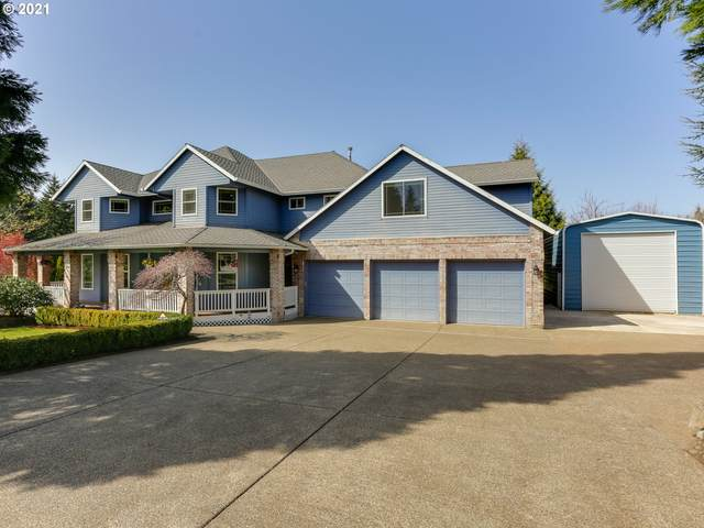 19769 SW Bellavista Ct, Beaverton, OR 97007 (MLS #21392411) :: Beach Loop Realty