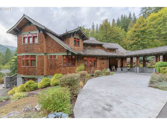 28600 E Salmon River Rd, Welches, OR 97067 (MLS #21392541) :: Premiere Property Group LLC
