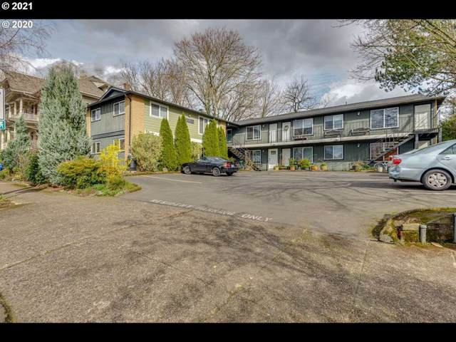 742 SE 16TH Ave, Portland, OR 97214 (MLS #21392603) :: Real Tour Property Group