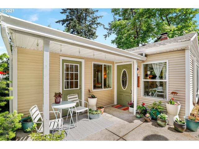 354 SE 119TH Ave, Portland, OR 97216 (MLS #21392977) :: Cano Real Estate