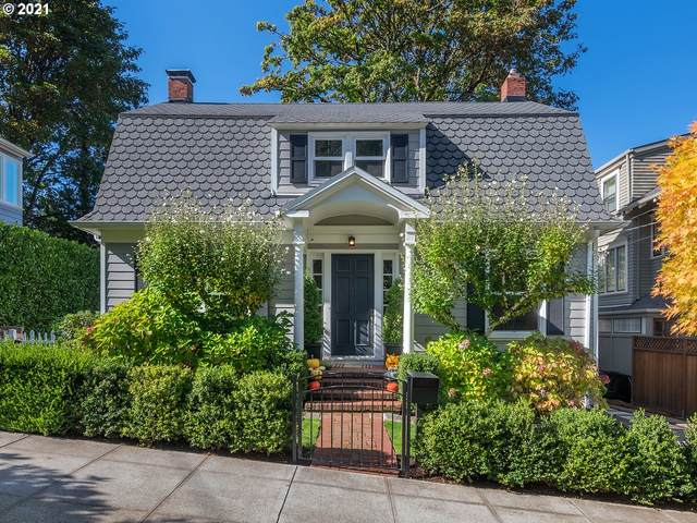 2315 SW 16TH Ave, Portland, OR 97201 (MLS #21392983) :: Real Estate by Wesley