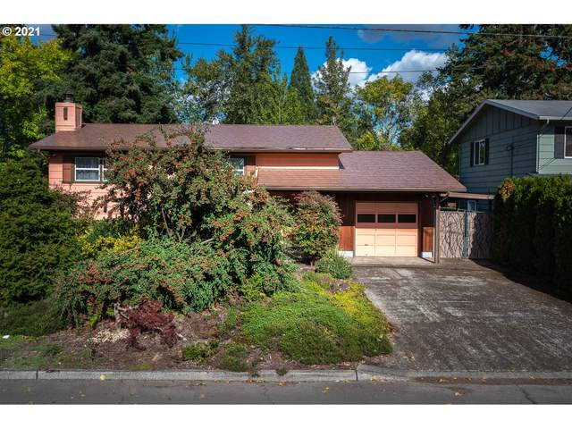 5015 SE Brookside Dr, Milwaukie, OR 97222 (MLS #21393041) :: Premiere Property Group LLC