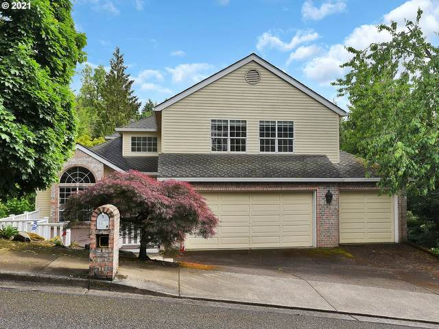 6010 SW Orchid Dr, Portland, OR 97219 (MLS #21393088) :: Real Tour Property Group
