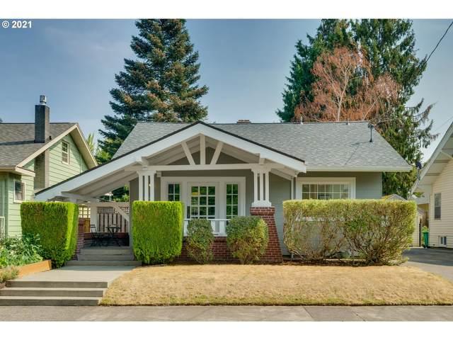 2328 NE 52ND Ave, Portland, OR 97213 (MLS #21393380) :: McKillion Real Estate Group