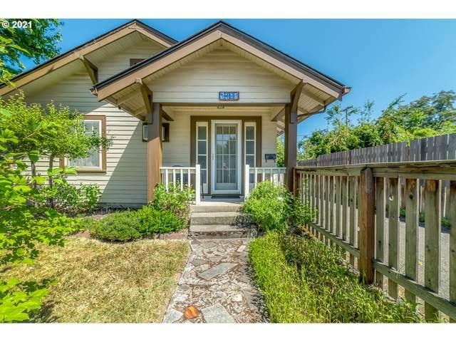 1725 W 9TH Pl, Eugene, OR 97402 (MLS #21393392) :: McKillion Real Estate Group