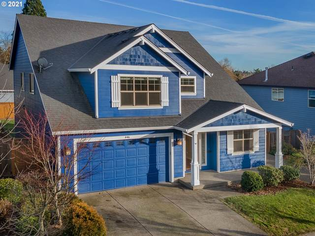 446 SW 140TH Ave, Beaverton, OR 97006 (MLS #21393395) :: Song Real Estate