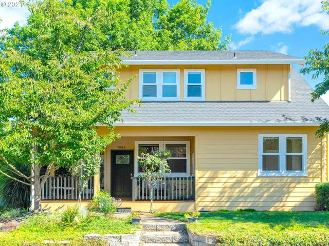 7928 N Burrage Ave, Portland, OR 97217 (MLS #21393595) :: Next Home Realty Connection