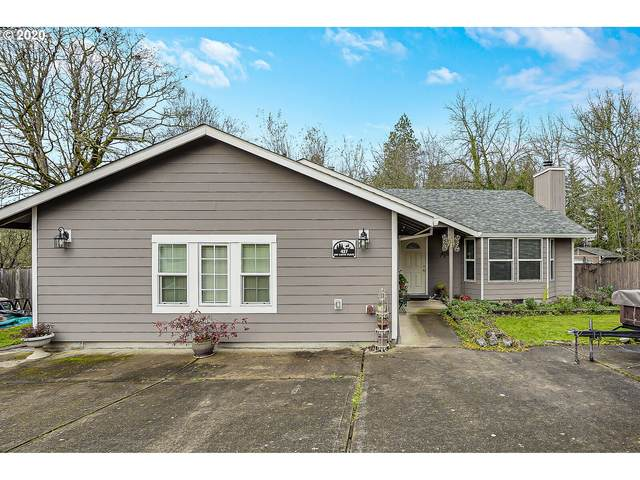 417 NW 140TH Pl, Beaverton, OR 97006 (MLS #21393606) :: Tim Shannon Realty, Inc.