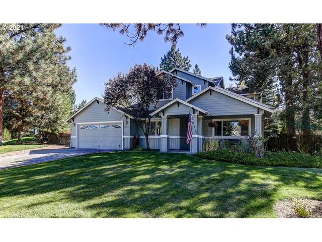 19963 Covey Ln, Bend, OR 97702 (MLS #21394578) :: Townsend Jarvis Group Real Estate