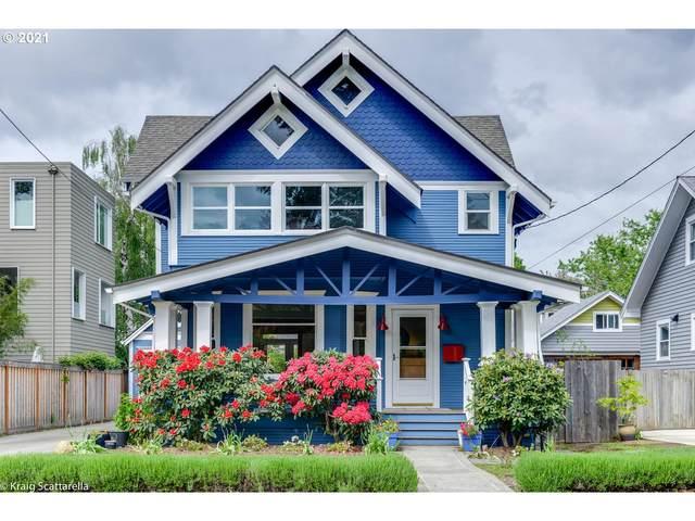 3315 NE 43RD Ave, Portland, OR 97213 (MLS #21394735) :: Beach Loop Realty