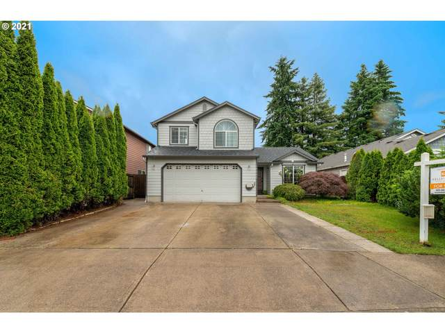 10007 NE 86TH Ct, Vancouver, WA 98662 (MLS #21394744) :: Next Home Realty Connection
