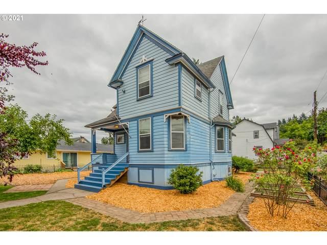 302 Washington St, Oregon City, OR 97045 (MLS #21394760) :: Premiere Property Group LLC
