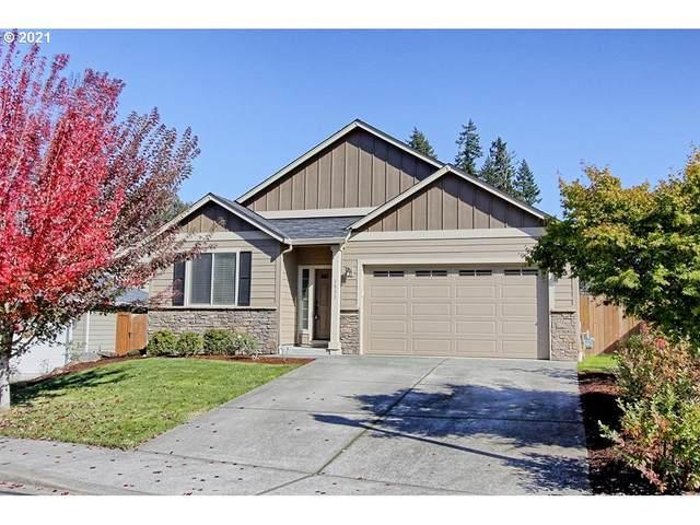 1533 W F Pl, La Center, WA 98629 (MLS #21394919) :: Oregon Farm & Home Brokers