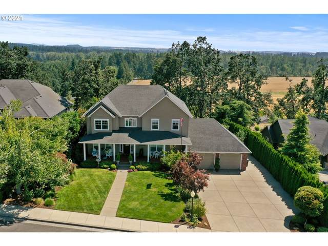 2534 E Pine St, Stayton, OR 97383 (MLS #21395076) :: Next Home Realty Connection