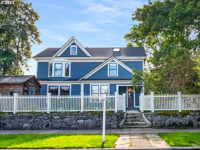904 SE Lambert St, Portland, OR 97202 (MLS #21395119) :: Real Estate by Wesley