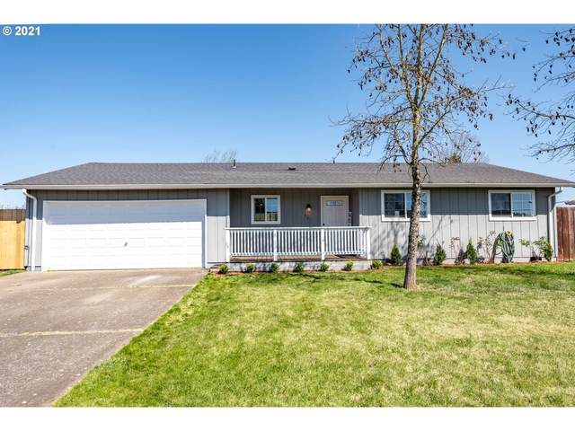 140 Crona St, Junction City, OR 97448 (MLS #21395364) :: RE/MAX Integrity