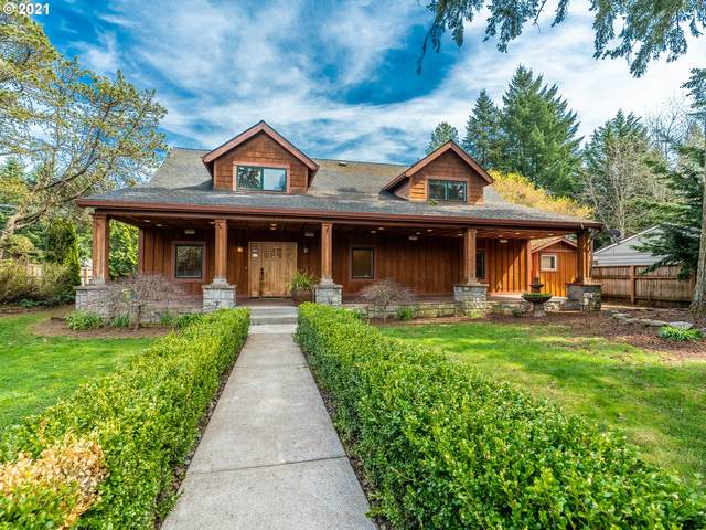 17850 Pilkington Rd, Lake Oswego, OR 97035 (MLS #21395599) :: The Pacific Group