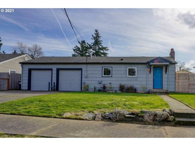 11720 SE Yamhill St, Portland, OR 97216 (MLS #21395808) :: Beach Loop Realty