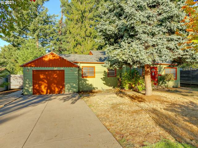 911 NE 114TH Ave, Portland, OR 97220 (MLS #21396010) :: Next Home Realty Connection