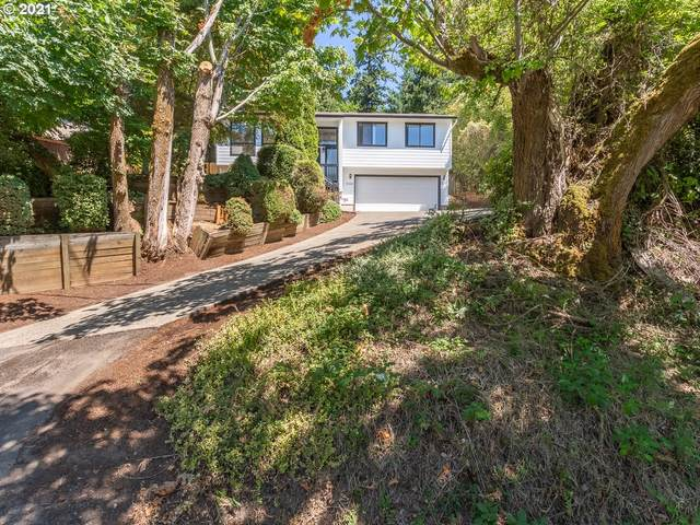 9334 SW Boones Ferry Rd, Portland, OR 97219 (MLS #21396108) :: Holdhusen Real Estate Group