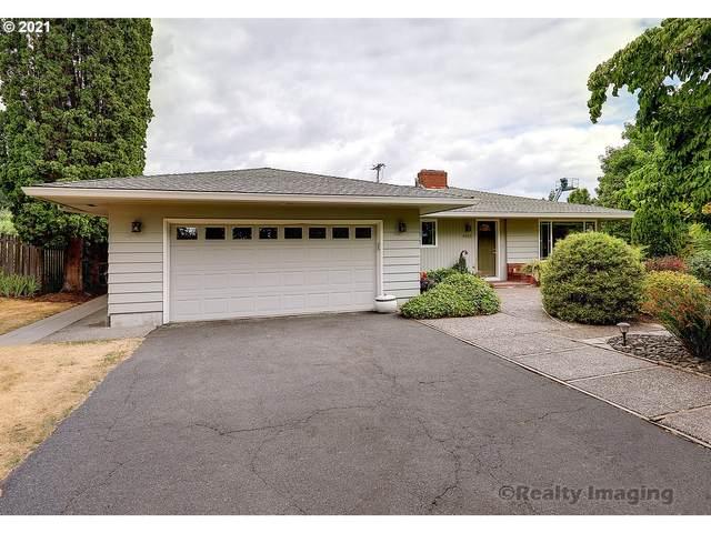 9555 SW Murdock St, Tigard, OR 97224 (MLS #21396297) :: Keller Williams Portland Central