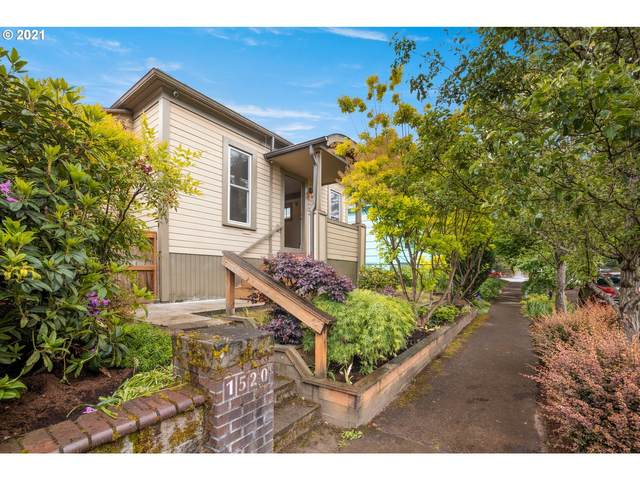 1520 SE Mall St, Portland, OR 97035 (MLS #21396428) :: Townsend Jarvis Group Real Estate