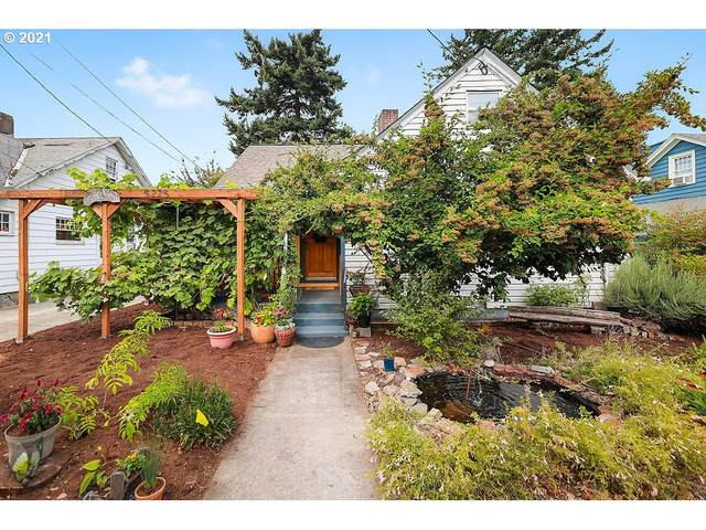 5225 SE Taggart Ct, Portland, OR 97206 (MLS #21396895) :: Next Home Realty Connection