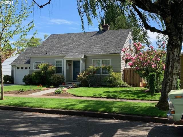 7424 N Wayland Ave, Portland, OR 97203 (MLS #21396974) :: Premiere Property Group LLC