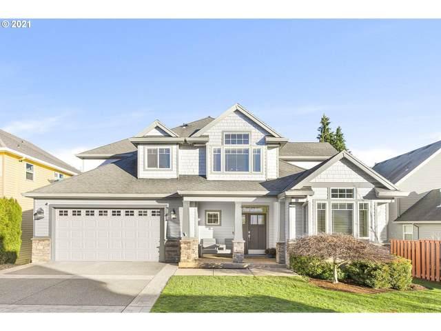 10943 NW Crystal Creek Ln, Portland, OR 97229 (MLS #21397039) :: Beach Loop Realty