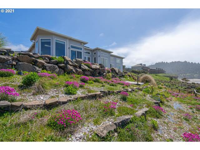 116 Fishing Rock Dr, Depoe Bay, OR 97341 (MLS #21397082) :: The Pacific Group