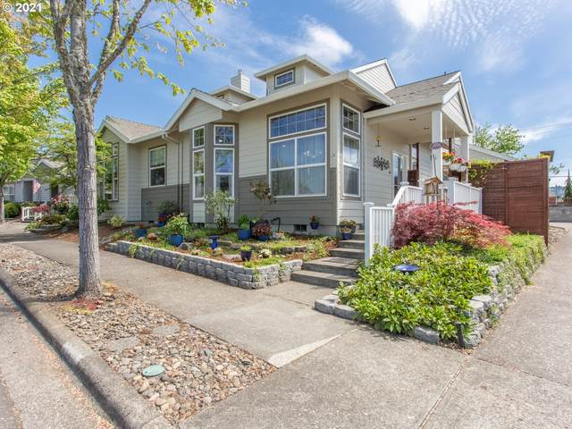4936 NW Huserik Dr, Portland, OR 97229 (MLS #21397169) :: Change Realty