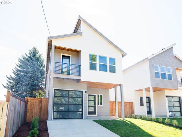420 NE 76TH Ave, Portland, OR 97213 (MLS #21397303) :: Townsend Jarvis Group Real Estate