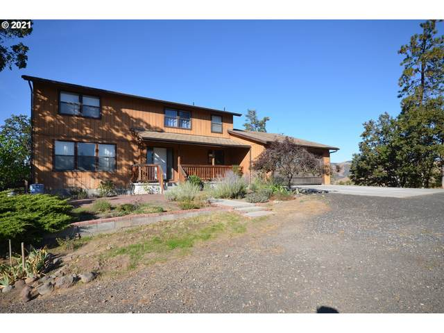 3755 Sandlin Rd, The Dalles, OR 97058 (MLS #21398032) :: Premiere Property Group LLC