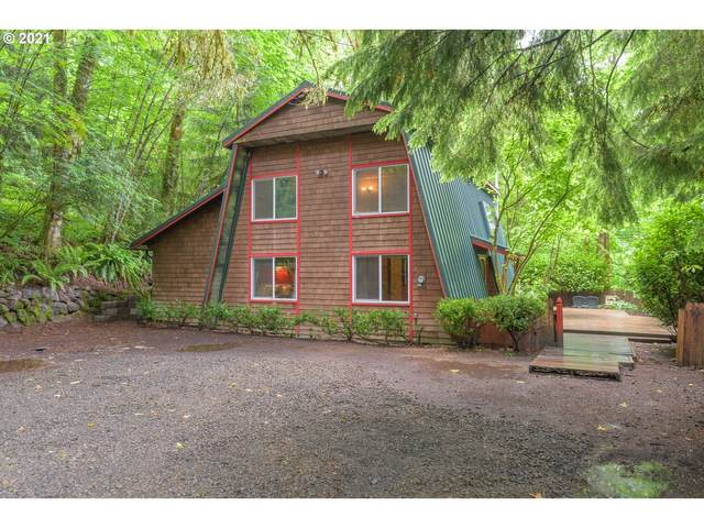 25625 E Salmon River Rd, Welches, OR 97067 (MLS #21398129) :: McKillion Real Estate Group