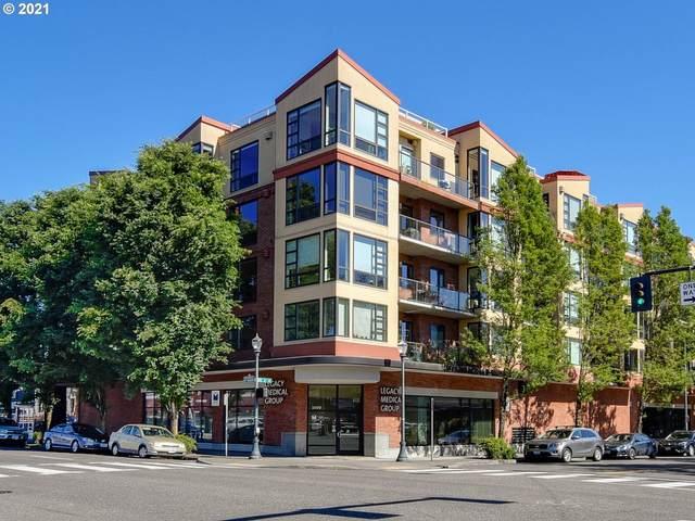 1620 NE Broadway St #530, Portland, OR 97232 (MLS #21398383) :: Stellar Realty Northwest