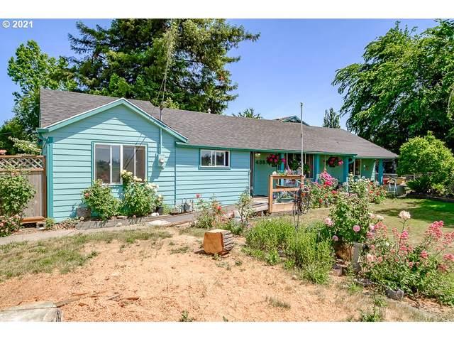 4381 Webb Ave, Salem, OR 97305 (MLS #21398418) :: Townsend Jarvis Group Real Estate