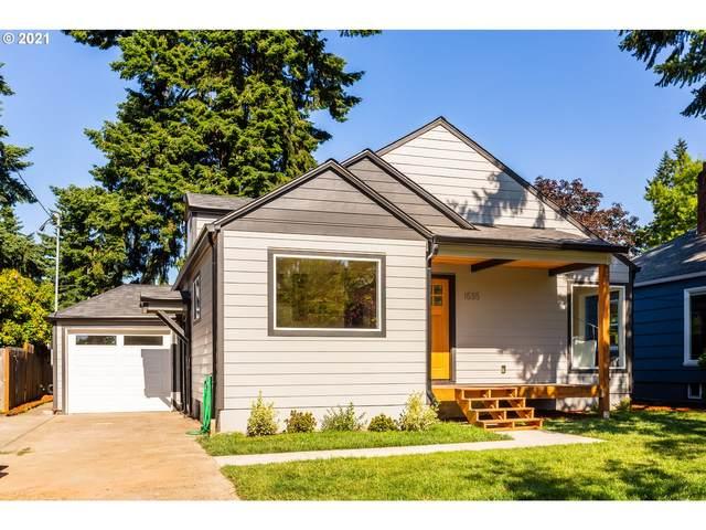 1535 NE 58TH Ave, Portland, OR 97213 (MLS #21398438) :: Stellar Realty Northwest