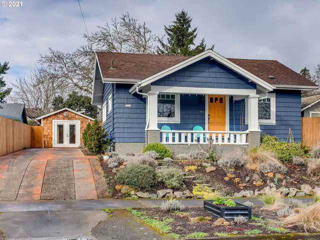 3315 NE 77TH Ave, Portland, OR 97213 (MLS #21398547) :: Next Home Realty Connection