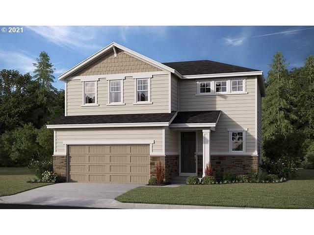 617 N Avery Dr, Ridgefield, WA 98642 (MLS #21398642) :: Holdhusen Real Estate Group